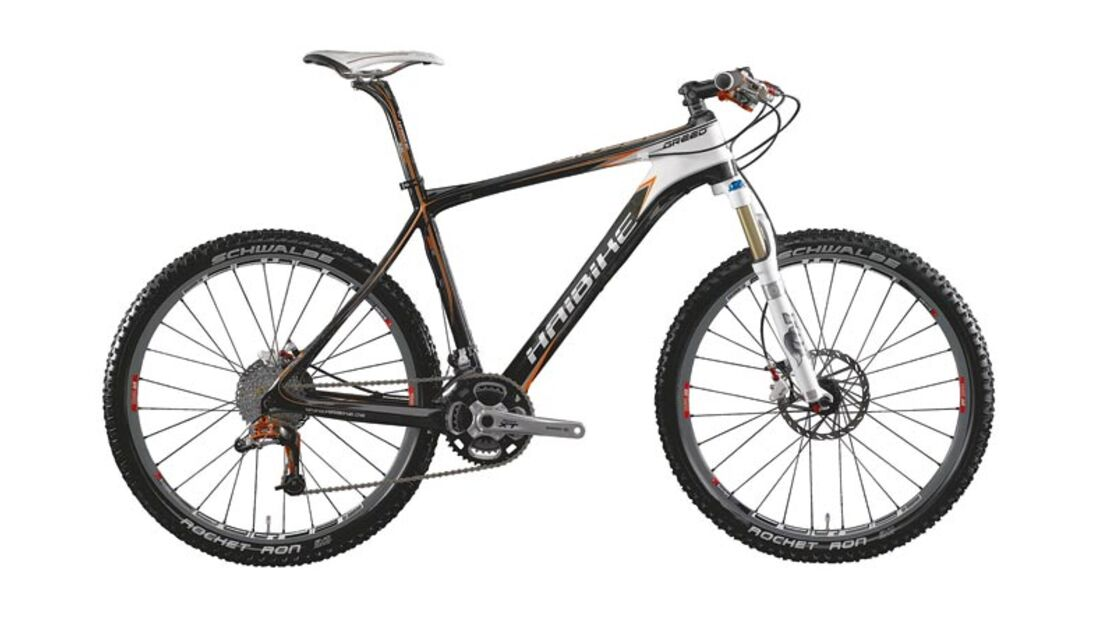 MB 1209 Carbon-Hardtails - Haibike Greed RC