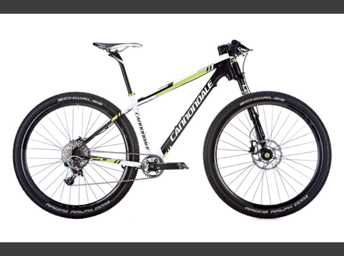 MB 1213 Cannondale F29 Carbon Team