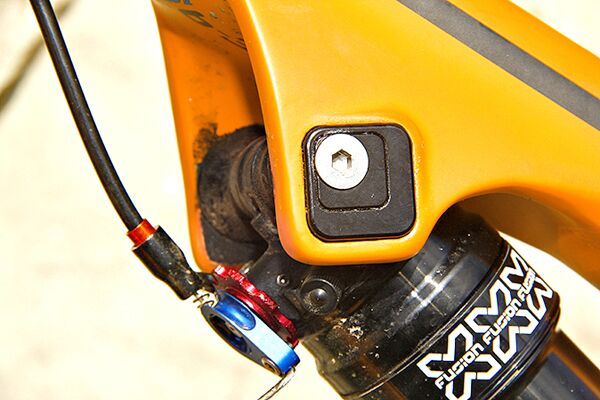 MB 1214 Rocky Mountain Altitude 750 MSL Rally Edition - Detail