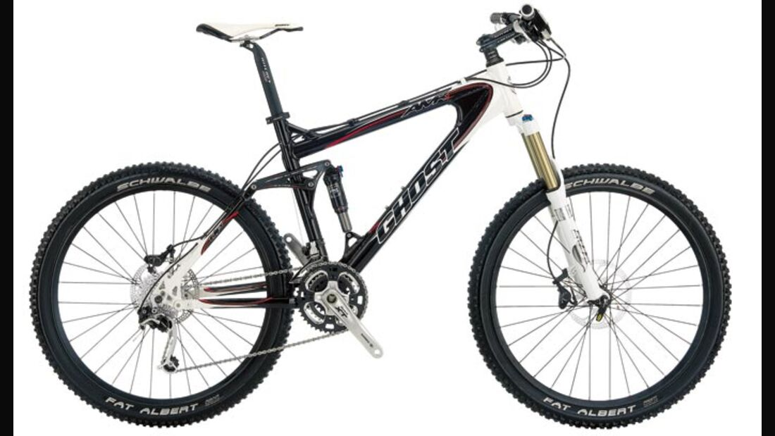 MB All-Mountain-Bikes Ghost AMR Plus Lector