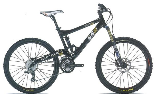 MB All-Mountain-Fullys Alternativen 2