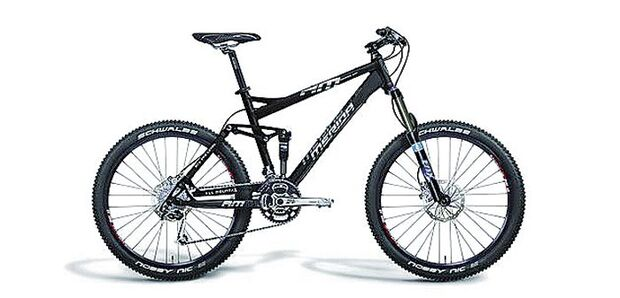 MB All-Mountain-Fullys Alternativen 8