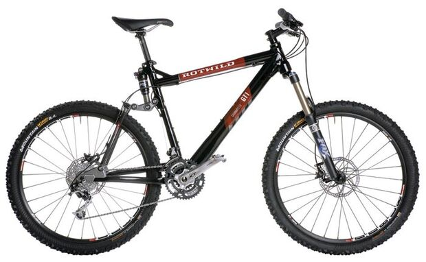 MB All-Mountain-Fullys Alternativen 9