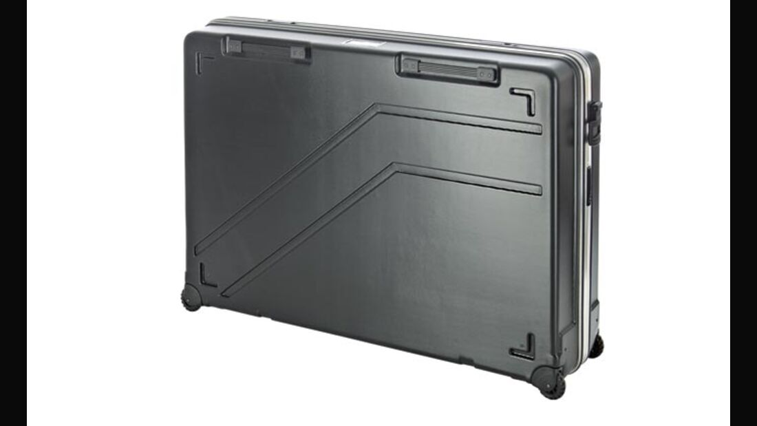 MB B & W Bike Case