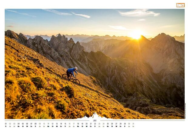 MB Best of MountainBIKE Kalender 2016 Juli (JPG)