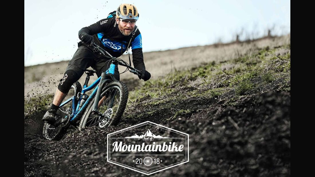 MB Best of Mountainbike Kalender 2018 Titel