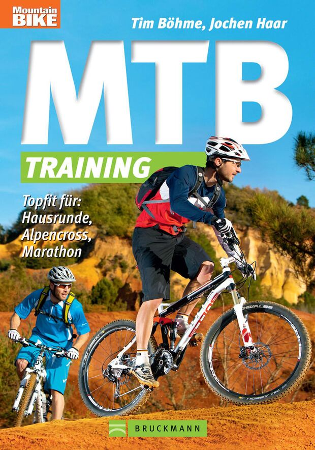 MB Buch MTB-Training Cover