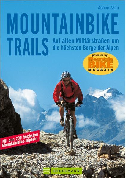 MB Buch Mountainbike Trails Bruckmann