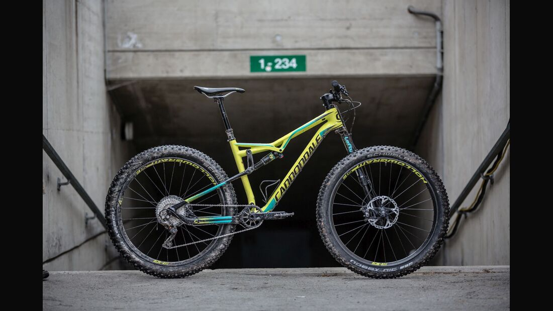 MB Cannondale Bad Habit Carboin 2017
