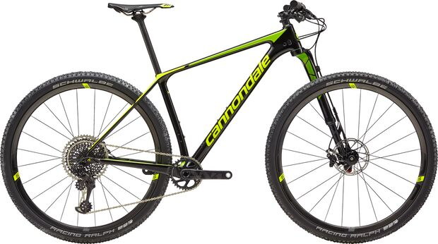 MB Cannondale F-Si 2019 Worldcup Hi MOd