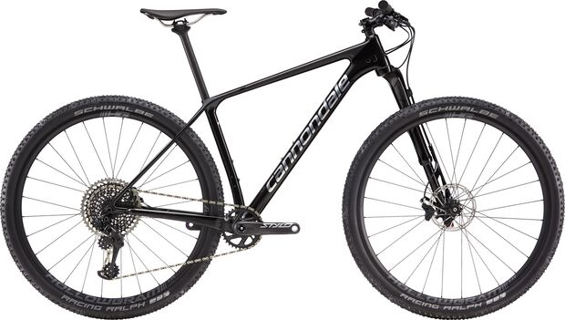 MB Cannondale F-Si 2019 Worldcup Hi Mod BLK