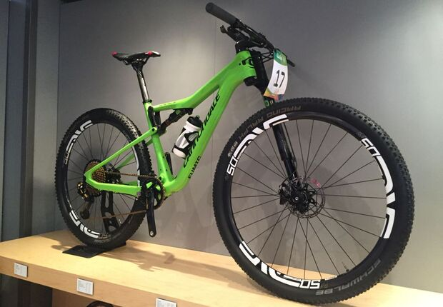 MB Cannondale F-Si Team Fumic Olympia 2016