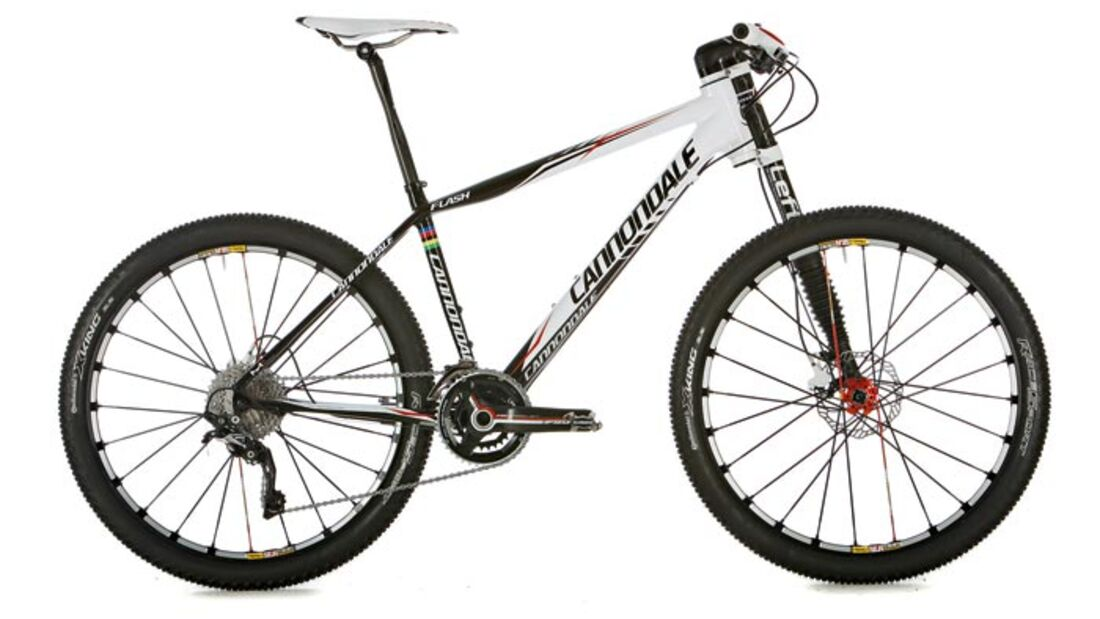 MB Cannondale Flash Hi-Mod 1