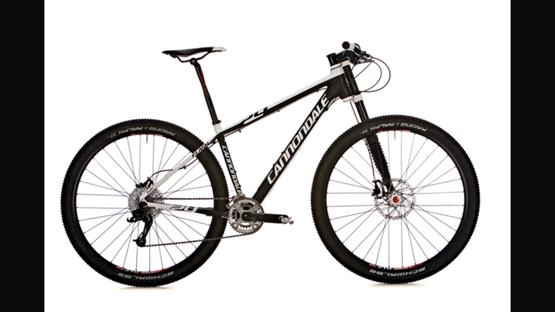 MB Cannondale Flash Hi-Mod 29er 1
