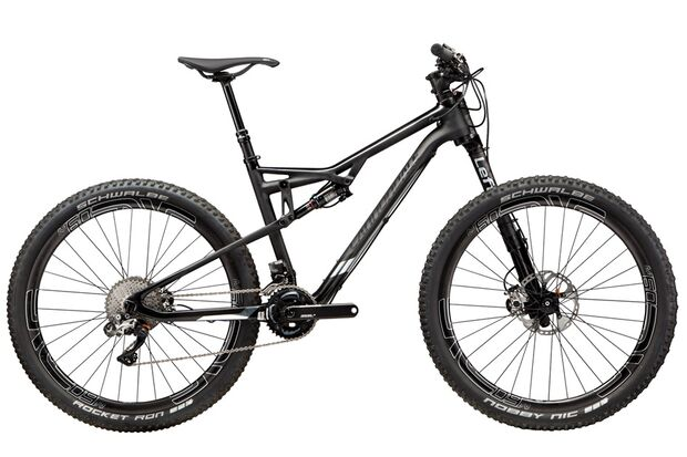 MB Cannondale Habit Black Inc. 2016