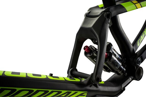 MB Cannondale Jekyll für 2015