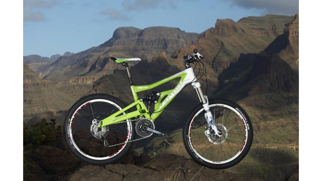 MB Cannondale Moto Carbon Ultimate Gran Canaria