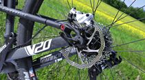 MB Cannondale RZ 120 XLR 3 - Detail