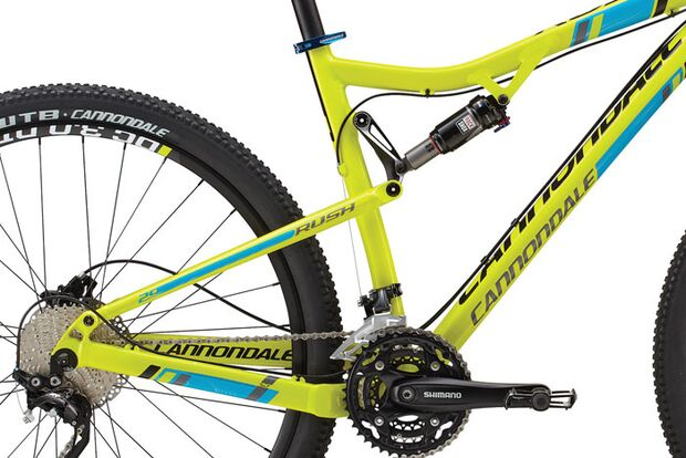 MB Cannondale Rush 29