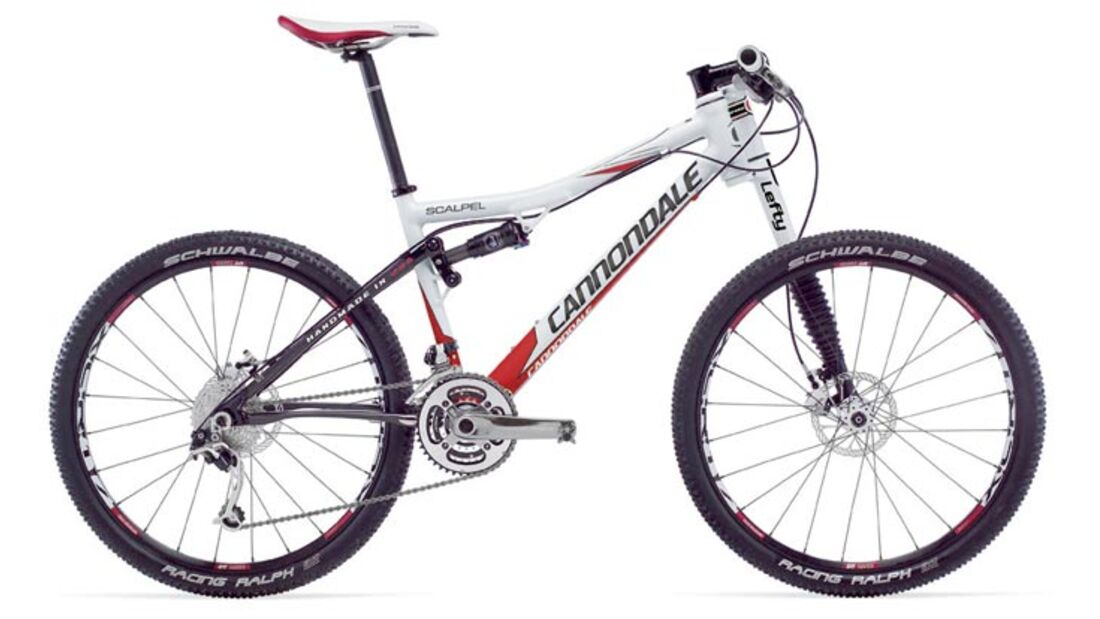 MB Cannondale Scalpel 3