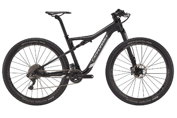 MB Cannondale Scalpel Si Freisteller