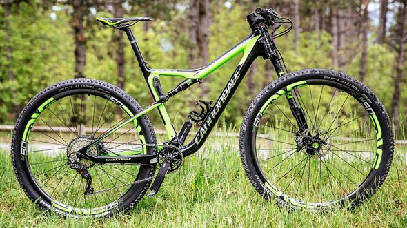 MB Cannondale Scalpel Si