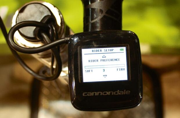 MB Cannondale Simon Display