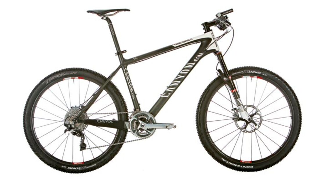 MB Canyon Grand Canyon CF 9.0 LTD