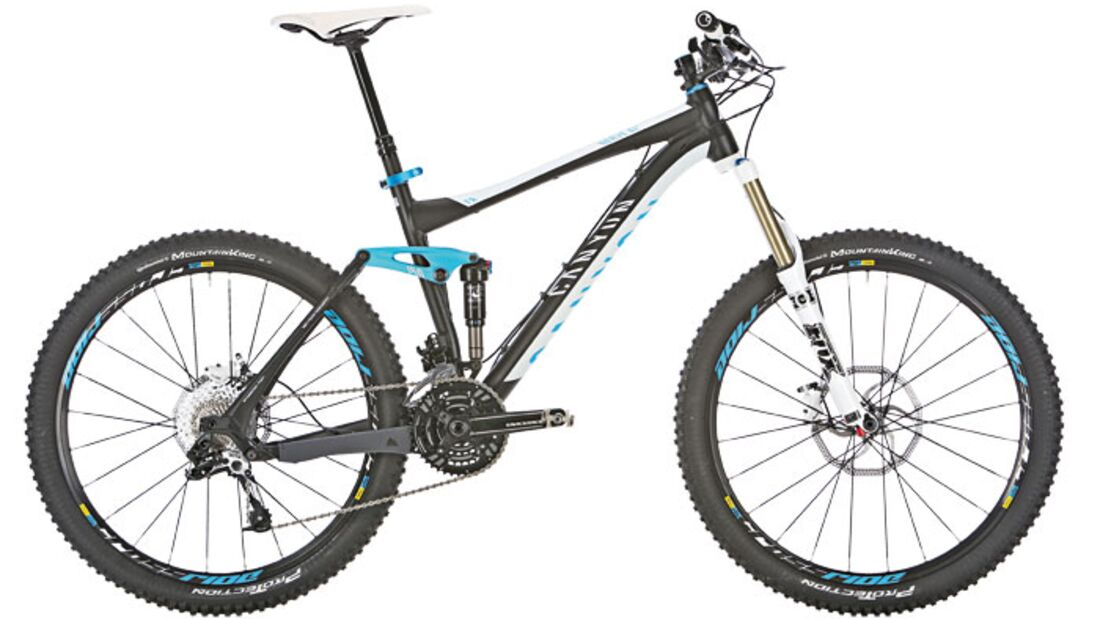 MB Canyon Nerve AL+ 7.0