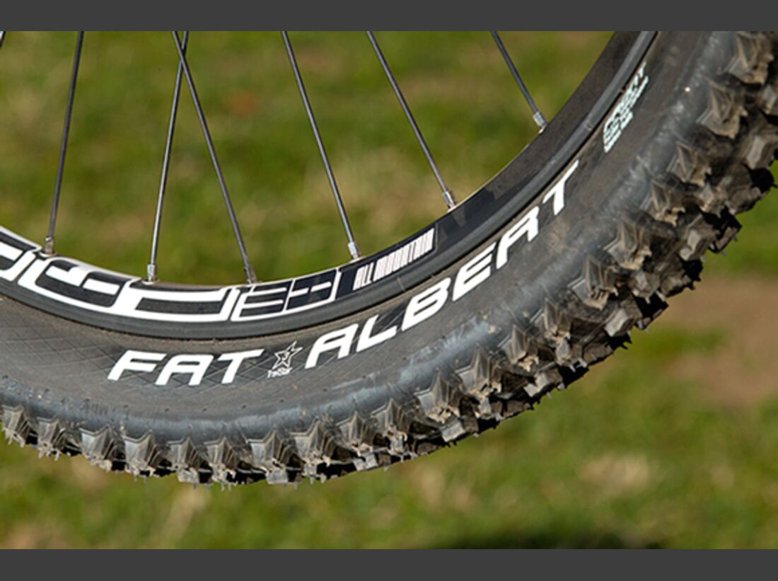 MB Canyon Nerve AM 7.0 - Detail