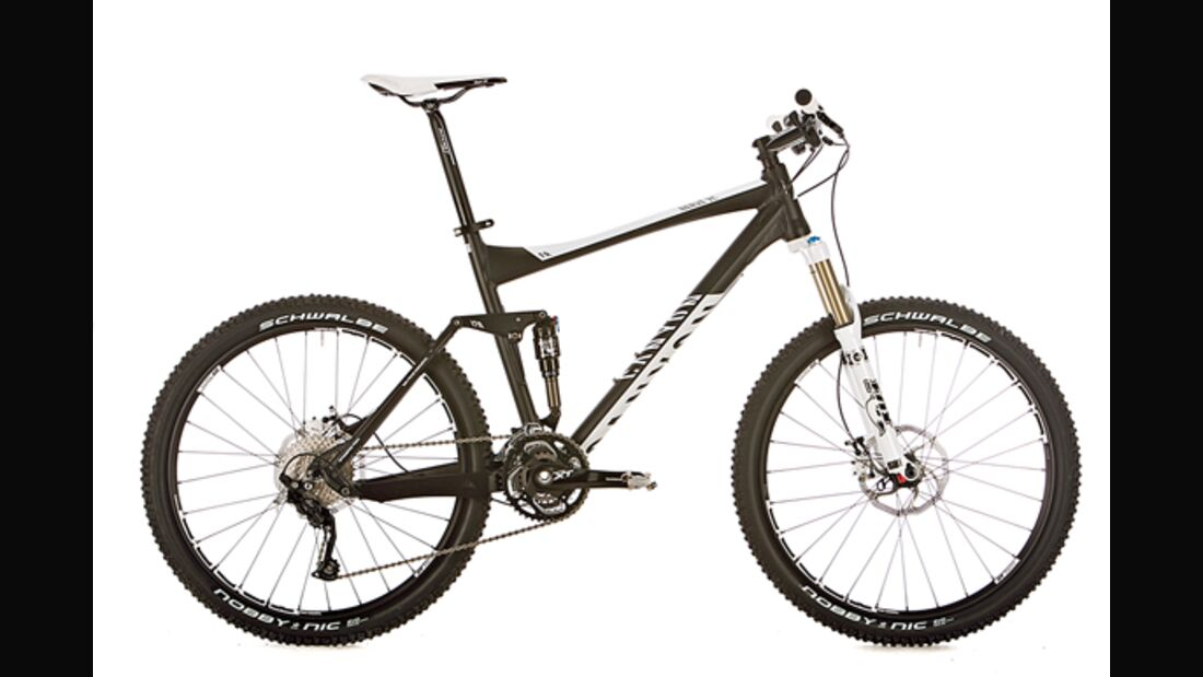 MB Canyon Nerve XC 8.0