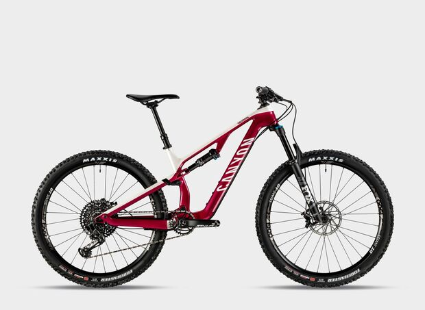 MB Canyon Neuron CF WMN 8.0 2019