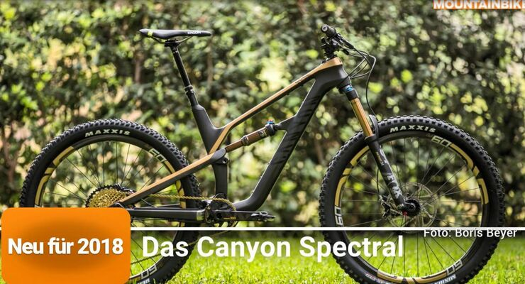 MB Canyon Spectral Details Video