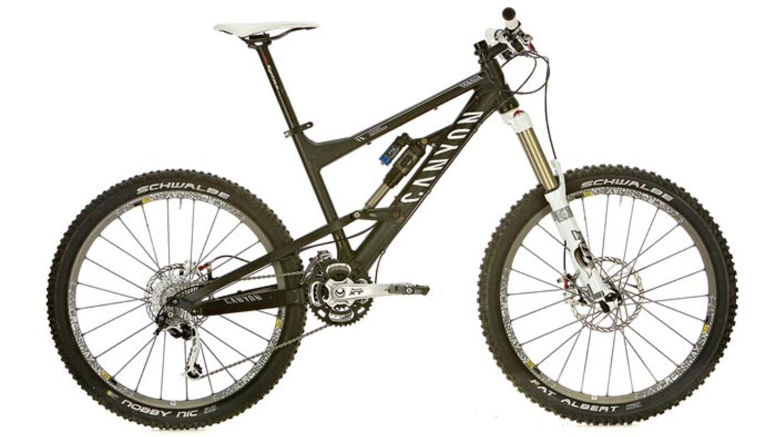 MB Canyon Torque 8.0 Alpinist