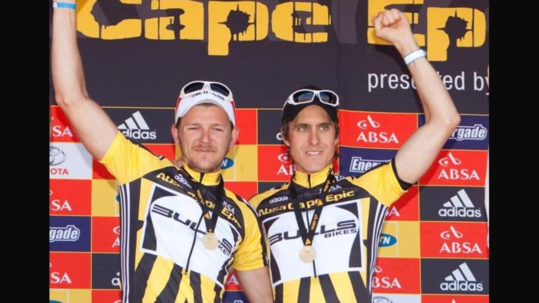 MB Cape Epic 2009 Teaserbild
