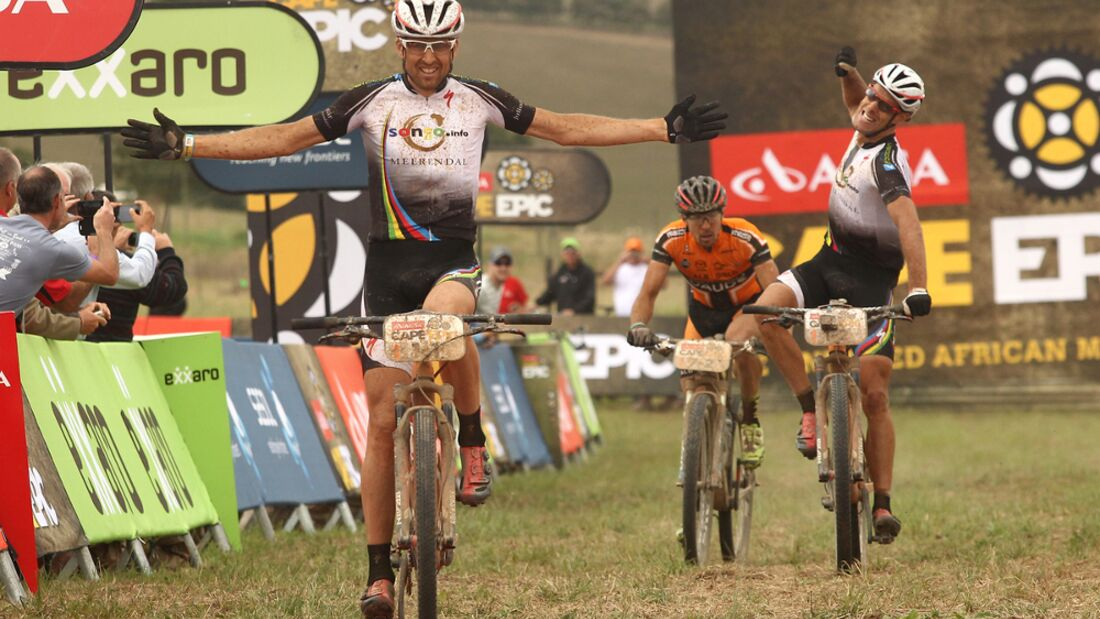 MB Cape Epic 2014 3. Etappe
