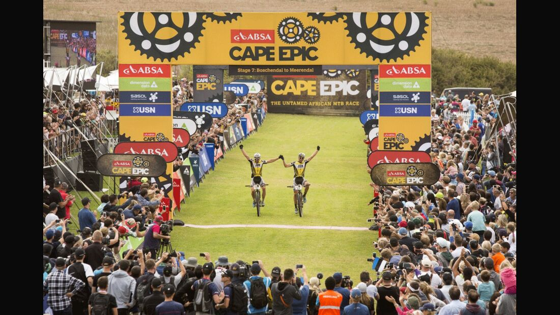 MB Cape Epic 2016 7. Etappe