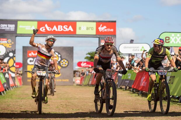 MB Cape Epic 2018 Prolog Fumic