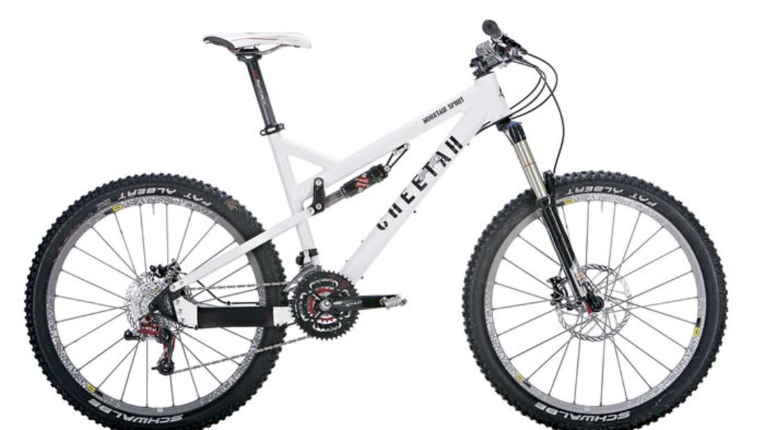 MB Cheetah Mountain Spirit AM
