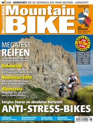 MB Cover Heft August 2008