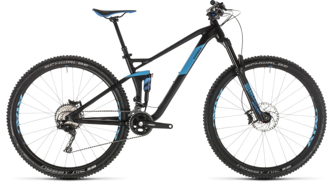 MB Cube Stereo 120 Race