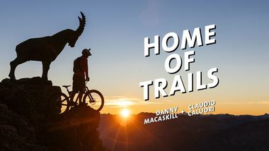 MB Danny MacAskill Claudio Home of Trails Teaser