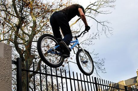 MB Danny MacAskill Inspired Bicycles