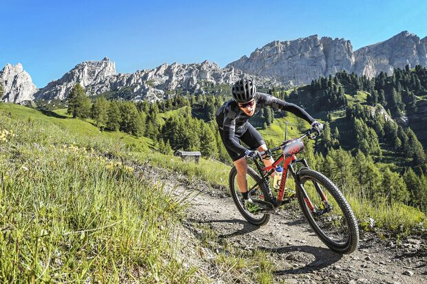 MB Dauertest 2018 Specialized Epic S-Works Lukas Hero Dolomites