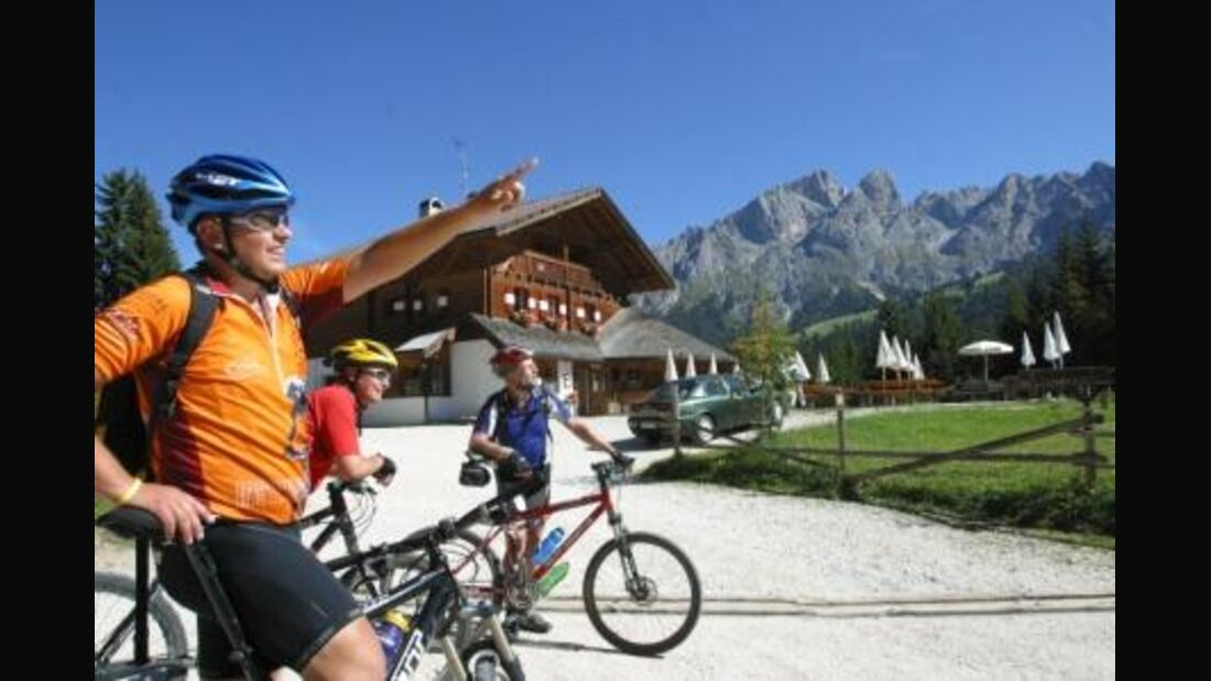 MB Dolomiten Alternativbild Tour