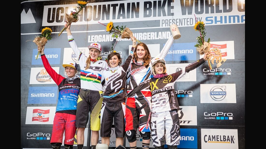 MB Downhill World Cup Leogang 2013 1