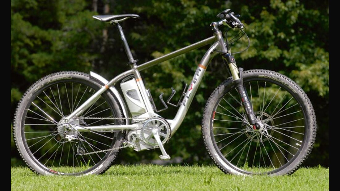MB E-Bikes - Offroad-Flyer Bike