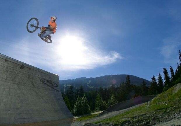 MB Events 2009 - Bikeparks