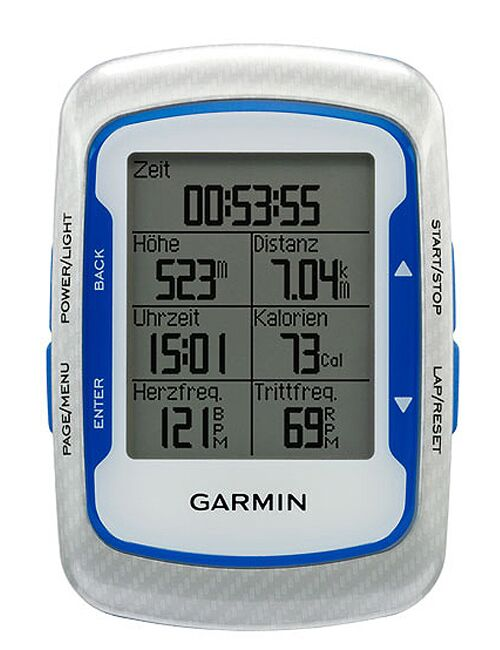 MB Garmin Edge 500