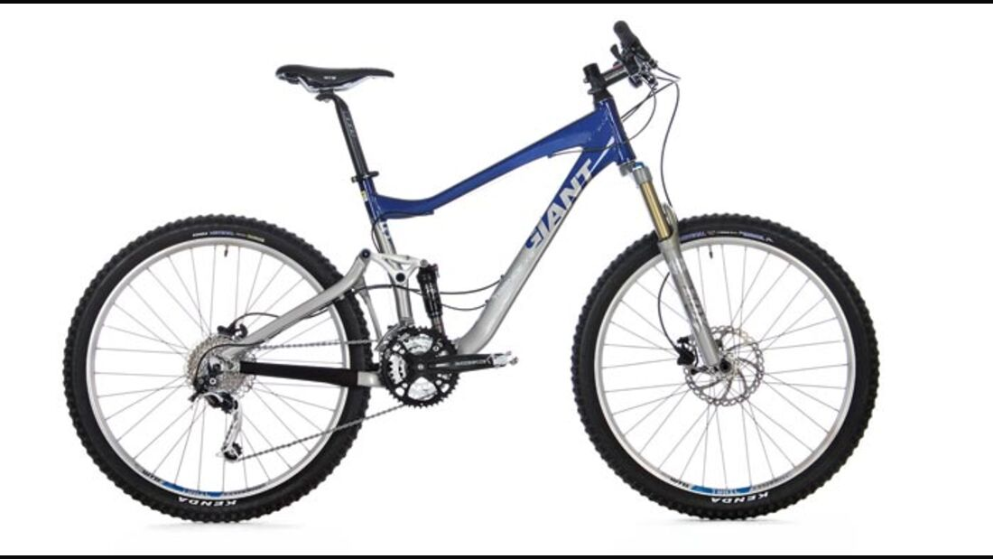 MB Giant Trance X3